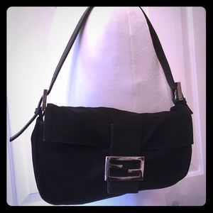 "Fendi ""Vintage""Classic Baguette/ Shoulder bag"